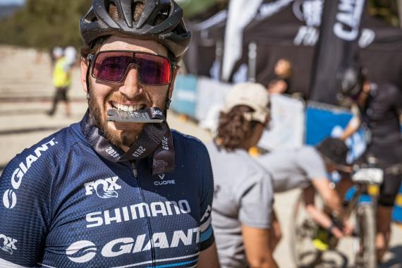 MTB GIANT BACK AT CAPE TO CAPE