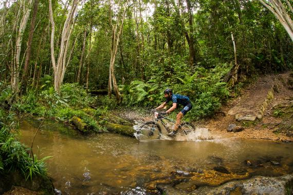 Reef to Reef Completes the Mtb Triple Crown