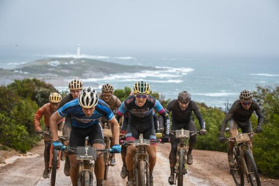 Muddy Champs Start Defence at Chilly Cape to Cape
